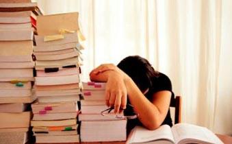 epoca de exámenes