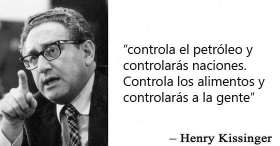 cita Henry Kisinger