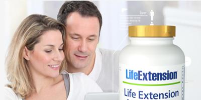 línea de suplementos Life Extension