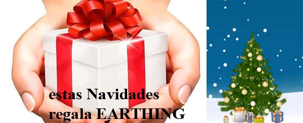 esta Navidad regala Earthing
