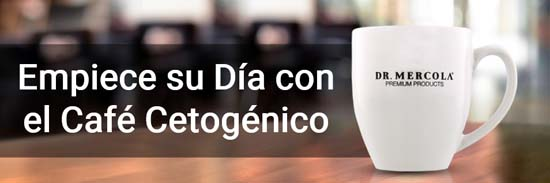 café con aceite MCT