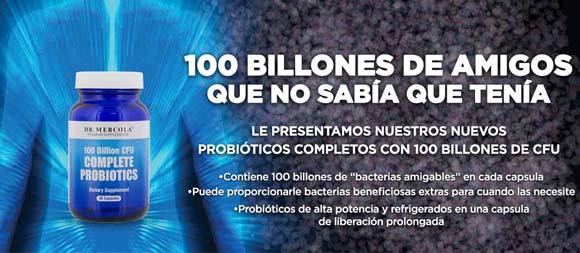 probióticos Dr Mercola