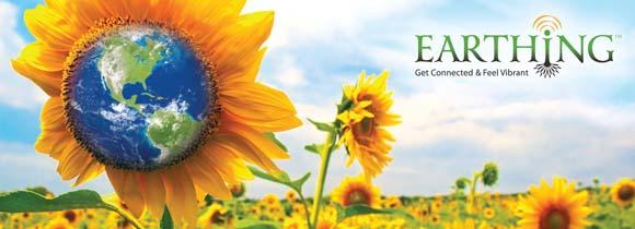 Salud vibrante con el Earthing