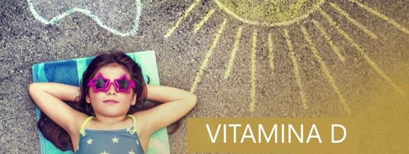 vitamina D no solo en verano
