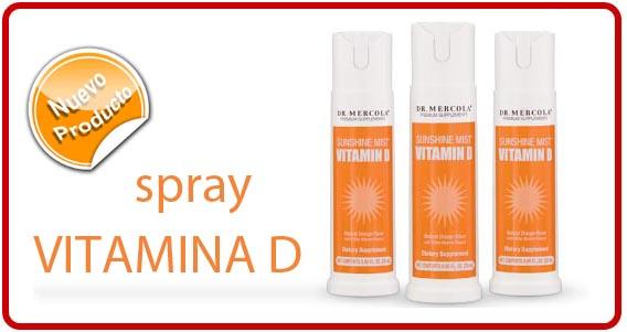 Nueva Vitamina D Dr Mercola