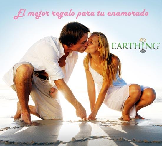 Earthing para tu enamorado