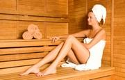 sauna para desintoxicar