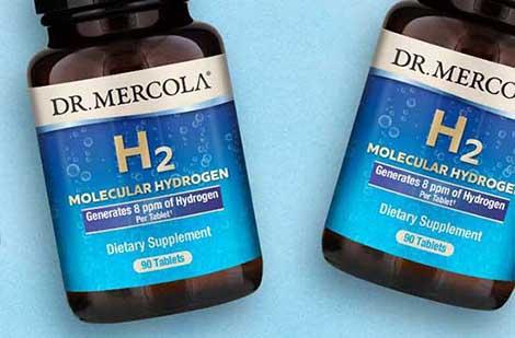 hidrógeno molecular