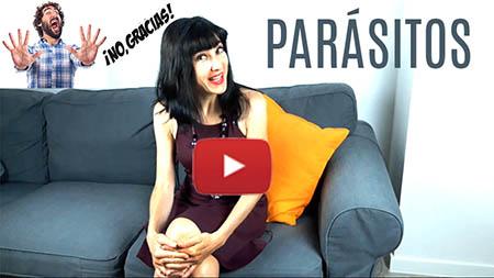 video parásitos