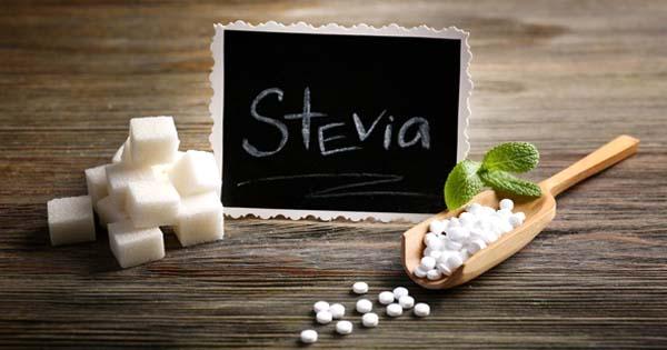Stevia, el edulcorante % natural que ni te engorda ni te