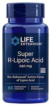 ácido tiótico Life Extension